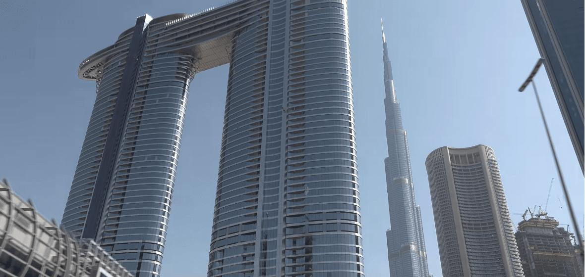דירות הנופש השוות בדובאי